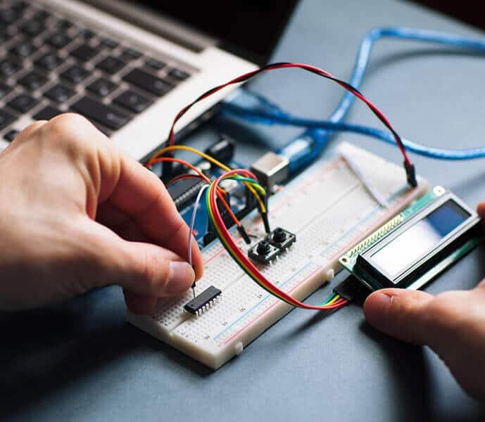 Imagen de un componente electrico