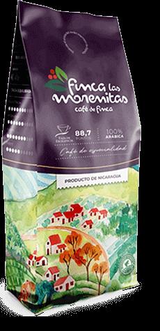 Envase de café Finca Morenitas