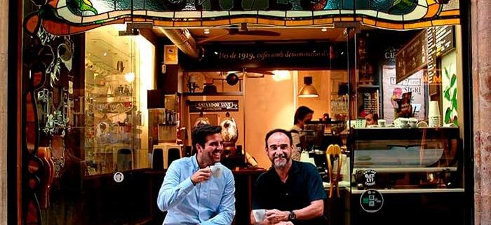 El Café de Marcos con... Salvador Jans