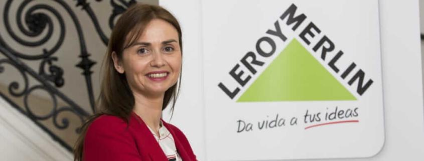 Entrevista Susana Posada, responsable de Comunicación Institucional y Negocio Responsable de Leroy Merlin España