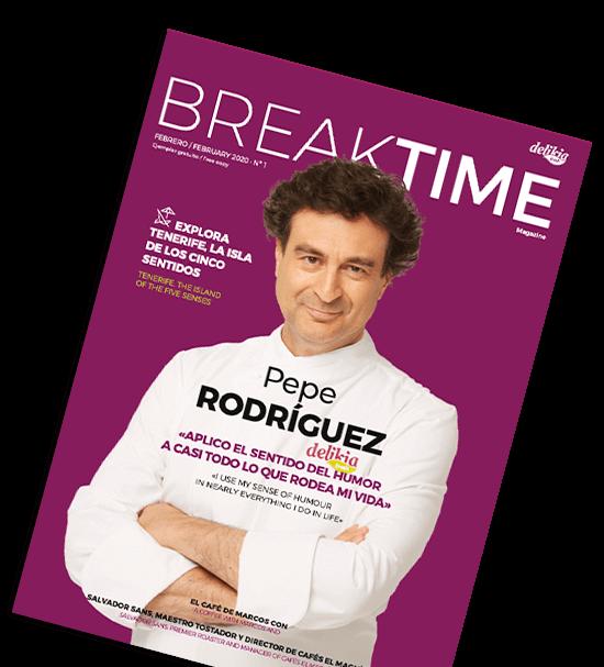 Portada revista BreakTime