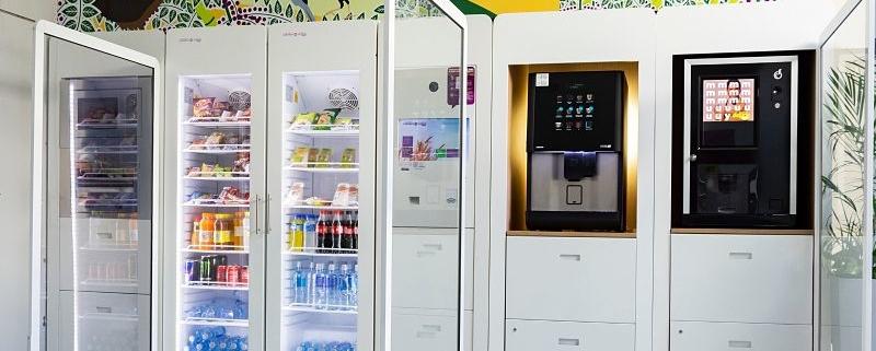máquinas vending Delikia