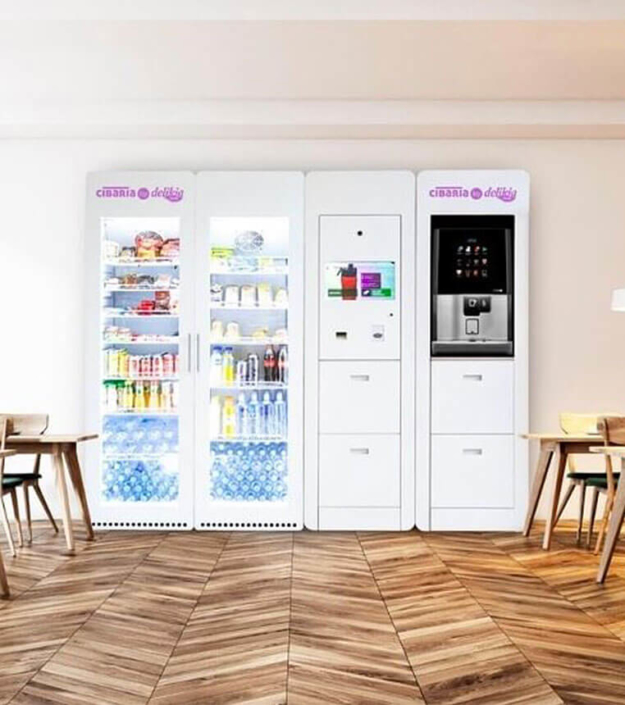 delikia fresh vending para empresas
