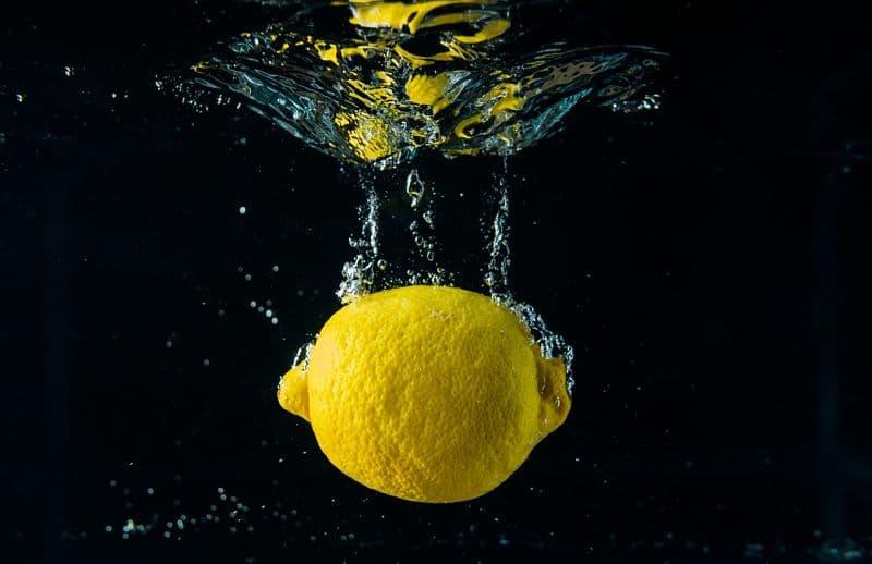 Agua con zumo de limón Font Vella Levité