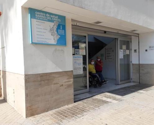 Centro de Salud del Barrio del Cristo