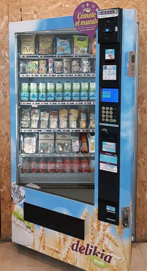 Delikia Fresh Vending