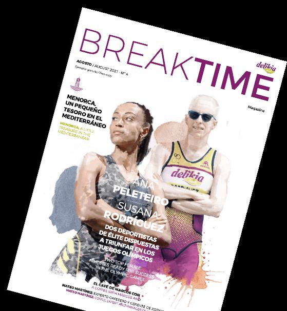 Revista BREAKTIME Delikia Fresh