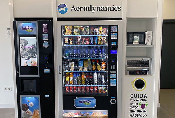 Aerodynamics Delikia