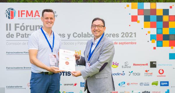 IFMA premia a Delikia por su gestión en Facility Management
